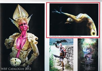 WBF Catalogue 2012