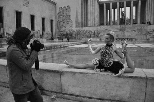 Paris Shooting charlie luccini
