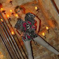 gianni colores fashion show