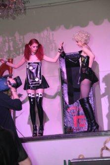 Latex Fashionshow 2012
