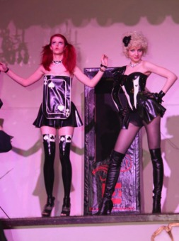 Latex Fashionshow 2012