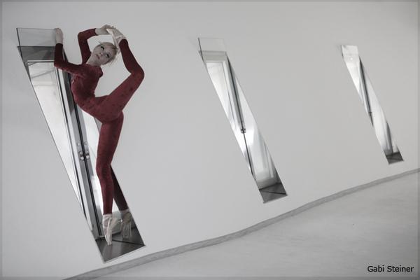 ballett-rücken