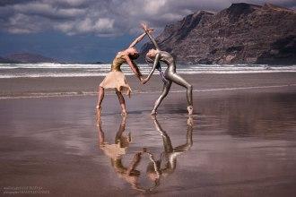 photo: Manfred Enser, edit / model: Julie Boehm