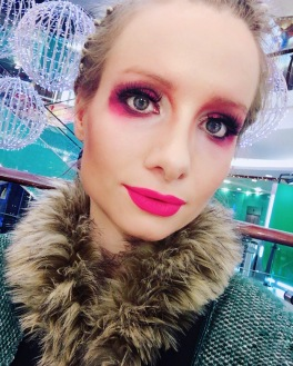 makeup by Lora Tulchinski